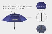 Windproof parapluie Couple Anti-wind Big Umbrella Rain Gear