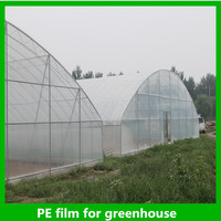 trasparant greenhouse film