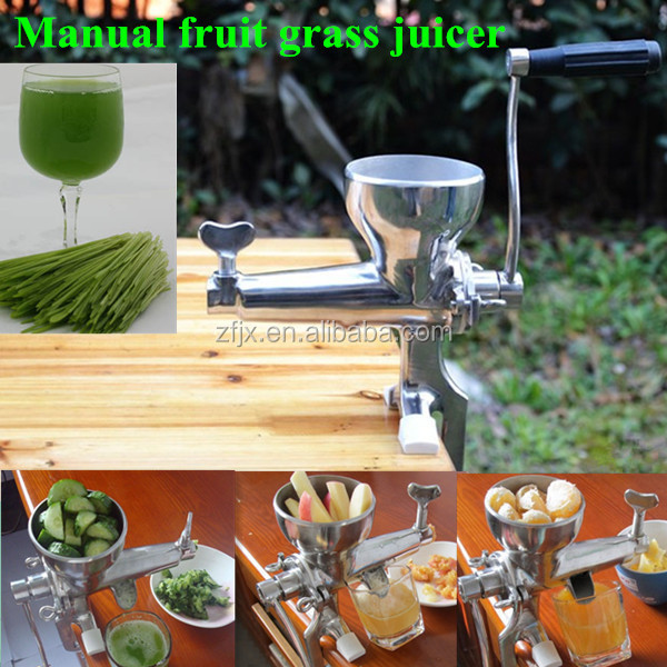 2015 new arrival pomegranate juicer wheat grass juicer from china manufacturer