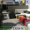 Top selling outside terrace artificial decking timber