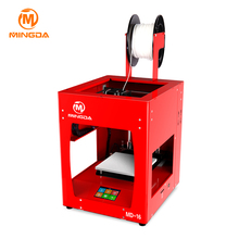 personal DIY 3d model making machine in China , FDM extruder 3d desktop printer machine