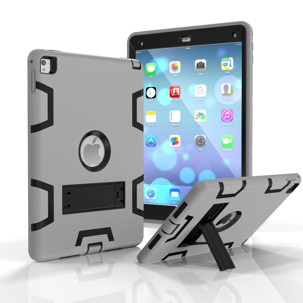 Armor Heavy Duty Case, Shock Proof Case Cover For Ipad air 2 for ipad 6