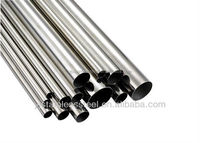 2B finished 316/316L stainless steel pipe/tube made in china