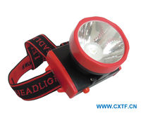 AA Battery Operated High Focus 1W LED Headlamp with Elastic Head Band Item No. H227