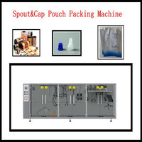 Top quality promotional flavor water filling machine