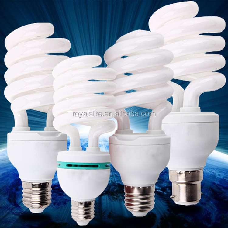 15W Half Spiral Energy Saving Lamp /florescent light half spiral /CFL spirial Lighting See larger image 15W Half Spiral Energy
