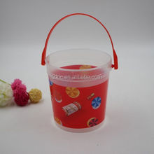 32oz PLASTIC ALCOHOL - PUNCH DRINK BUCKETS