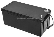 12v 300ah deep cycle solar battery for solar & wind power system