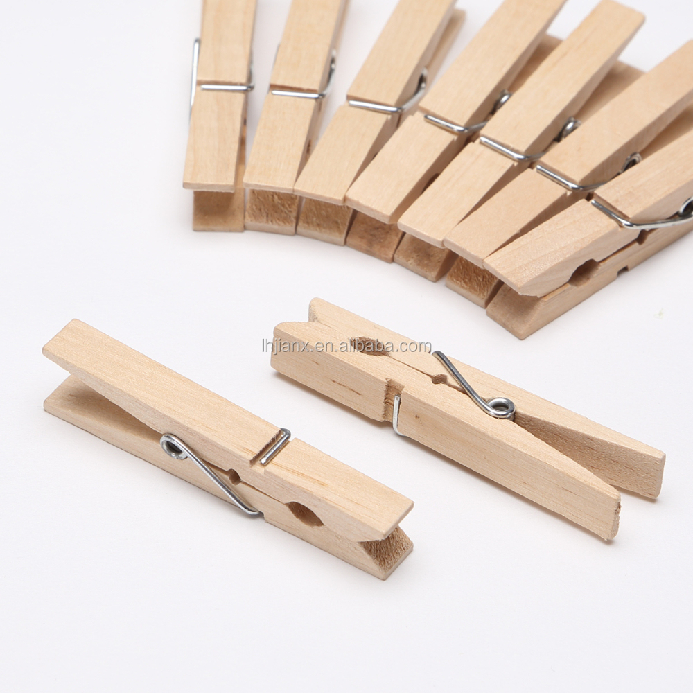 birch wooden clothes pegs of JX1037/BSCI