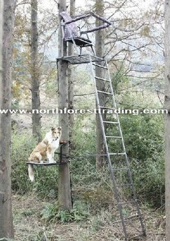 One man tree stand buy steel tree stand tall tree stand for One person tree stand