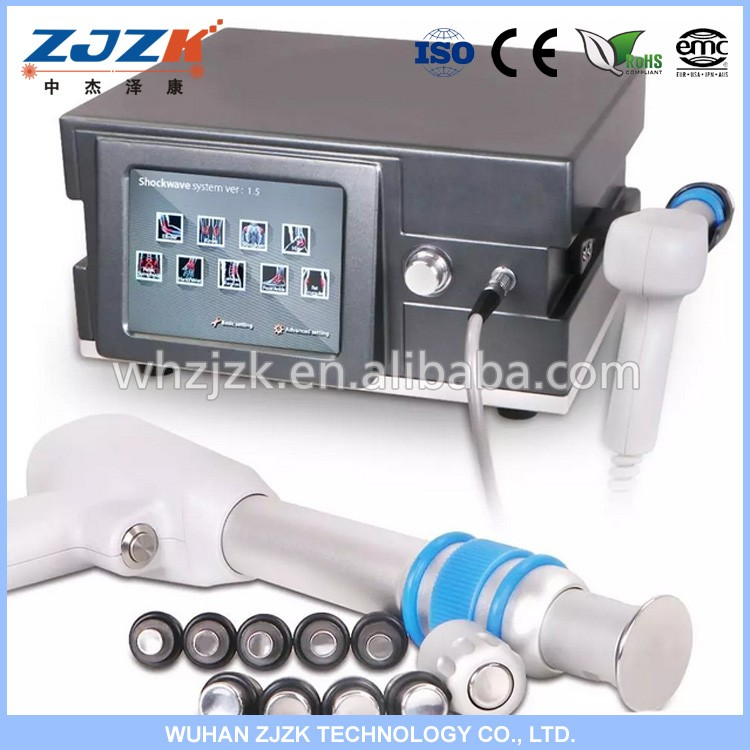 2017 Portable(ESWT) Extracorporeal Shock Wave Therapy Equipment/ESWT device for Chronic Pain /muscular pain