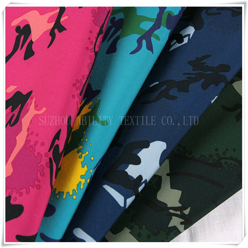 3 Layers Stretch Outdoor Softshell Jacket Fabric Wholesale