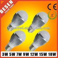 Top sale 12v led globe bulb ce rohs