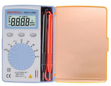 Auto Ranging Digital Multimeter with LCD Display MS8216