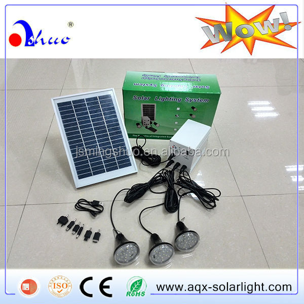 Mingshuo Solar Energy System For Home