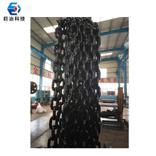 G80 steel conveyor mining black chain with cheap price from China factory