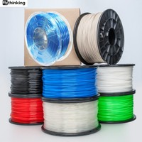 3D printer filament PLA/ABS/PVA/HIPS filament 1kg spool wire