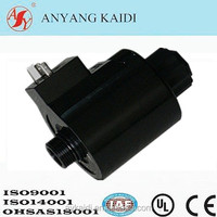 Wet hydraulic valve solenoid or electromagnet Yuken DC 12V or 24V low price solenoid MFZ9A-55YC; push pull solenoid coil