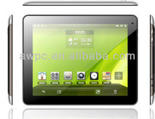 RK3188 tablet 9.7inch Quad core tablets pc Andriod Retina tablet pc