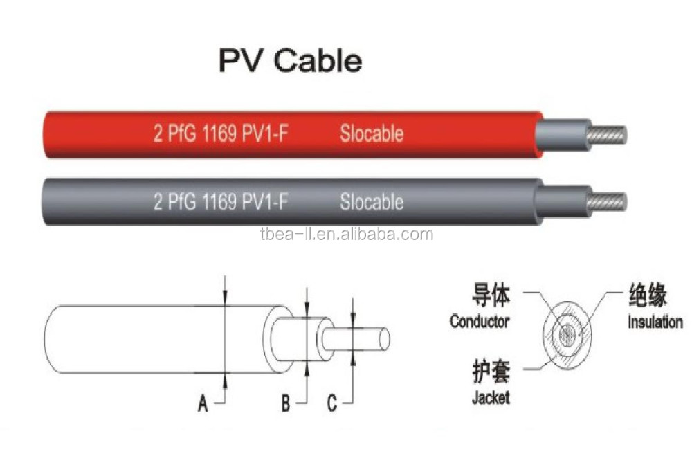 low voltage solar heat cable
