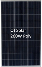 TUV approved poly 260w solar panel 260W PV module