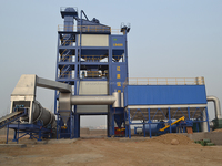 Hot Sale LB4000 320t/h Asphalt Mixing Plant with good reputation