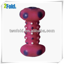 Rubber Squeaky Plstic Dog Bone Toy