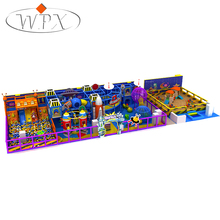 Wholesale Kids Commercial Indoor Exercise Soft Padded Playground Equipment