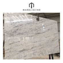 White with grey veins images customized Picasso white marble