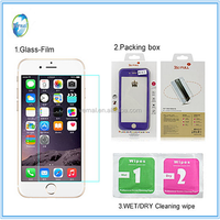 "360 Degree Hybrid Fully Anti-Scratch Screen Protect Tempered Glass For IPHONE 6/6S (4.7"")"