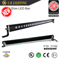 waterproof led strip light bar truck roof light bar led offroad driving light bars