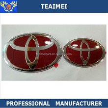 Car Brands Logos Toyota Car Emblems With Epoxy