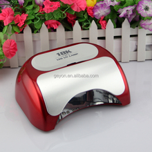 High quality 36W/48W uv lamp UV Gel Nail Dryer Curing Lamp light Acrylic Gel curing 100v /240v power