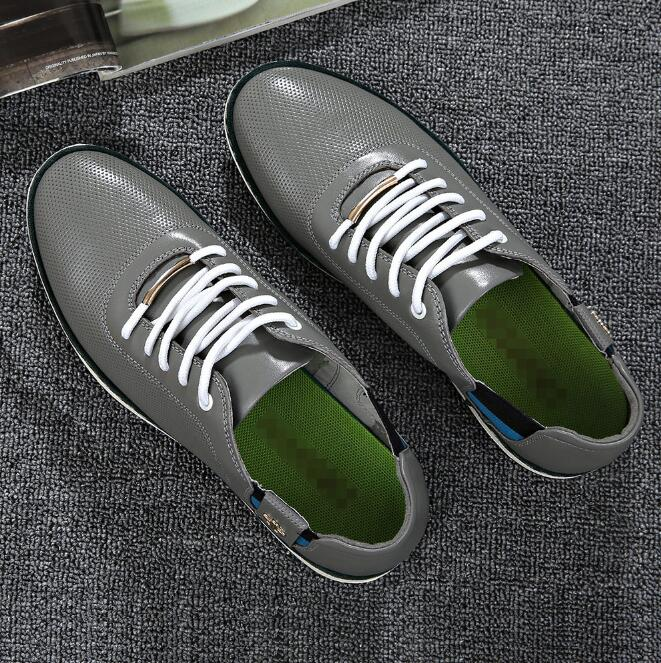 zm40547a high quality mens leather dress shoes newest fashion design formal footwear shoes
