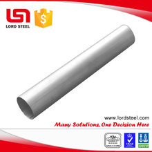 astm a249 ss 304 welded stainless steel tube 8mm ( TIG )