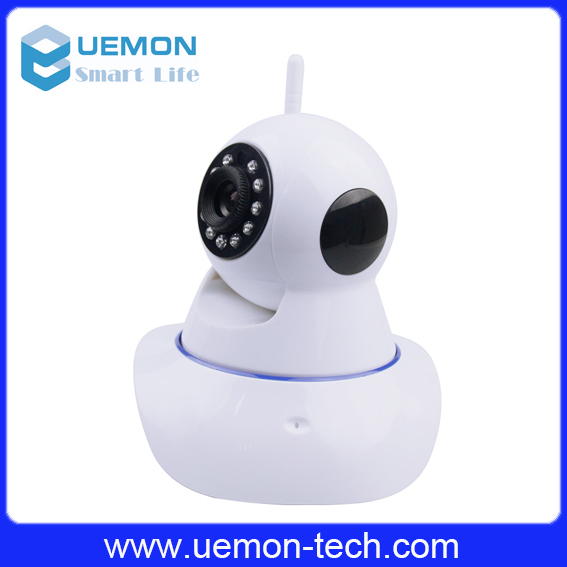360 degree motion sensor security camera pan tilt p2p wifi camera