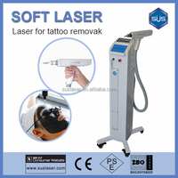 Q Switch Nd Yag Tattoo Removal Laser and Pigment Removal