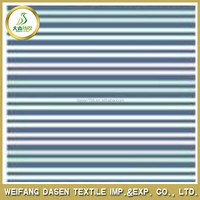 Hot selling Japanese stripe print 100% coton woven printed fabric from china