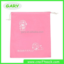 Promotion Eco-friendly Non Woven Draw String Bag