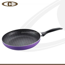 The spider mesh Induction griddle frying pan