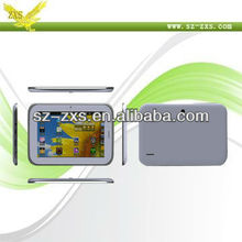 ZXS-A7-2G 2013 7Inch Dual Core Tablet MTK6515 7inch 2G Android Phone Windows PC Tablet
