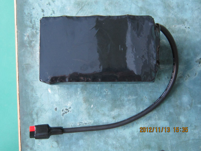 Waterproof battery pack/Customized Rechargeable 5v li-ion battery pack
