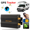 new Products GSM GPRS GPS Vehicle tracker with Remote Control (Cut off Oil and Circuit) Support TF Card Memory