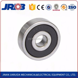 High speed deep groove ball motorcycle parts bearing 6300 for auto