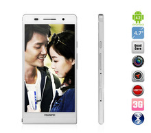 Original Huawei Ascend P6S Phone Quad Core Huawei P6 U06 16GB Dual SIM Android Smart Mobile Phone P6 S 3G Smartphone With MTK657