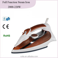Full Function Dry Spray Steam Iron Burst Of Steam Self-Cleaning Electric Iron (HK-ES-2058)