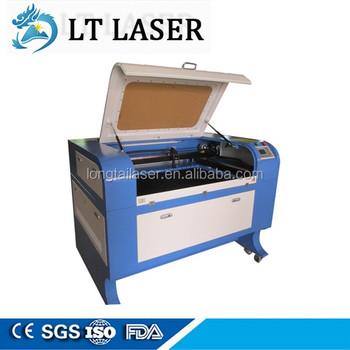9060 acrylic laser cutting engraving machine for China manufacturer