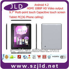 JLD 9.7 inch Android 4.2.2 system tablet pc/mid