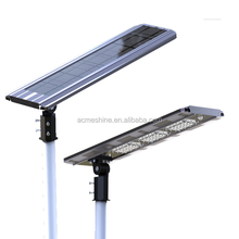 Aluminum Housing Outdoor Intergrated Light Waterproof IP65 Street Light led Highway Road Lighting Motion Detect