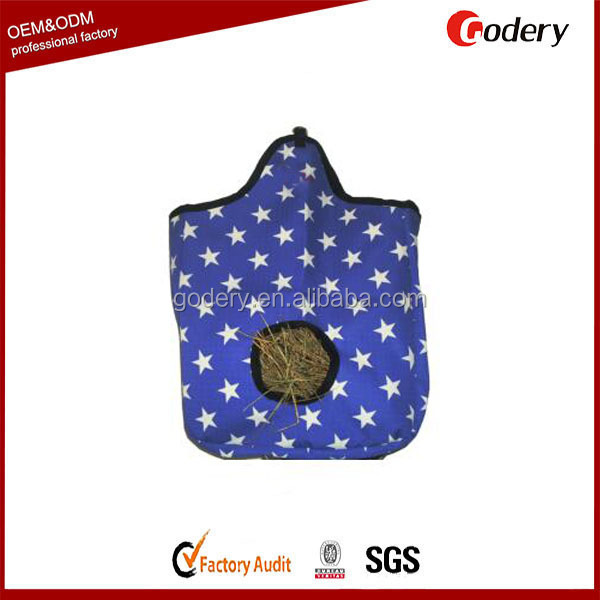 Durable horse hay bag made in China